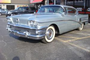 1958 Buick Riviera riviera super