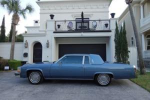 1980 Cadillac DeVille D Elegance