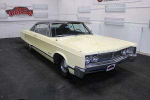 1967 Chrysler Newport Runs Drives Body Inter Good 383V8 3 spd auto