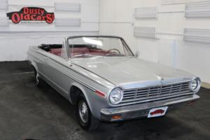 1965 Dodge Dart runs Drives Body Inter VGood 225 Slant 6 3sp auto