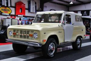 1968 Ford Bronco U13