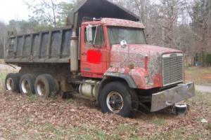 1987 Freightliner FLC11264 Dump Trucks Photo