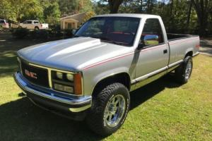 1988 GMC Sierra 2500 4WD