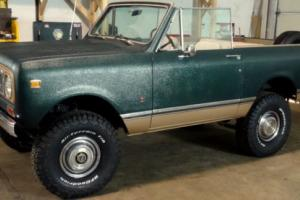 1974 International Harvester Scout Scout II