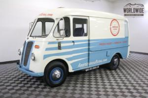 1948 International Harvester METRO FRAME OFF RESTORATION FOOD TRUCK READY!