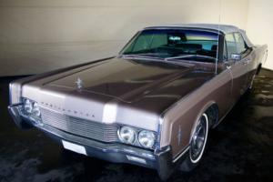1966 Lincoln CONTINENTA LIN 1966