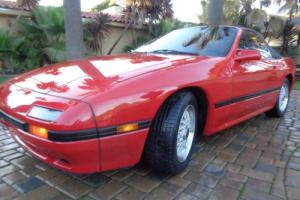 1988 Mazda RX-7 convertable Photo