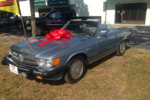 1988 Mercedes-Benz SL-Class 560 SL Photo