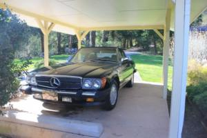 1988 Mercedes-Benz 500-Series 560 sl Photo