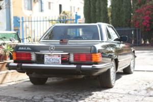 1986 Mercedes-Benz 500-Series 560SL Photo
