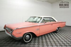 1964 Mercury MONTCLAIR RESTORED AMERICAN CLASSIC! V8!