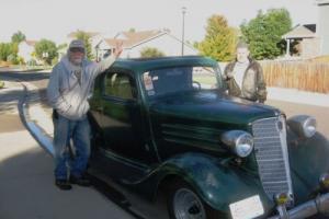 1935 Nash LAFAYETTE 3512