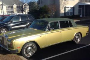 1977 Rolls-Royce Silver Shadow Siver Wraith II