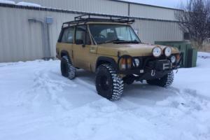 1974 Land Rover Range Rover