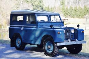 1958 Land Rover Other short wheel base