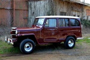 1962 Willys Wagon Photo