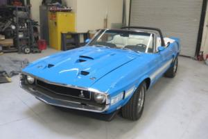 1970 Ford Mustang GT 500