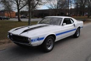 1970 Shelby GT 350 Photo