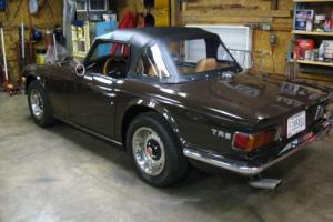 1972 Triumph TR-6