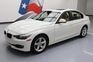2015 BMW 3-Series 328I SEDAN PREMIUM TURBOCHARGED SUNROOF
