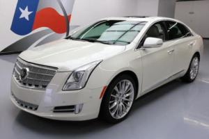 2014 Cadillac XTS PLATINUM PANO SUNROOF NAV HUD