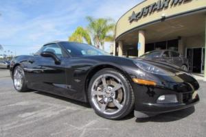 2008 Chevrolet Corvette Indy pace car package