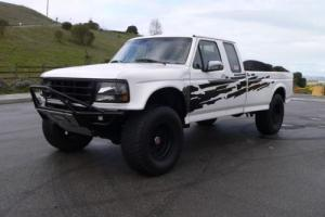 1997 Ford F-250 Extra Cab