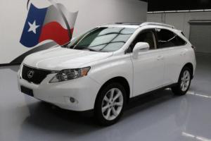 2012 Lexus RX CLIMATE SEATS SUNROOF NAV REAR CAM