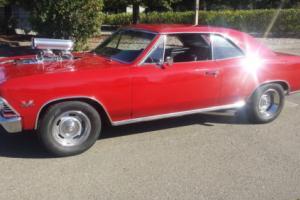 1966 Chevrolet Chevelle Chevelle