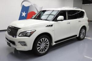 2015 Infiniti QX80 THEATER SUNROOF NAV DVDCAM