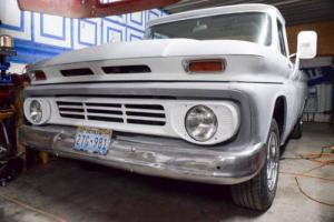 1966 Chevrolet C-10 Fleetwood Standard Bed
