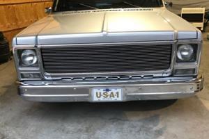 1979 Chevrolet C-10