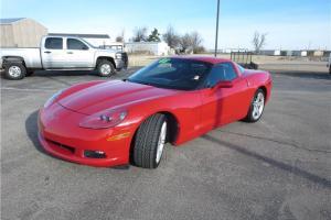 2008 Chevrolet Corvette --