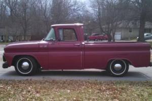 1962 Chevrolet C-10 TRUCK