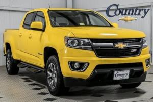 2015 Chevrolet Colorado 4WD Z71 Photo