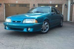 1993 Ford Mustang Cobra Photo