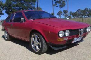Alfetta GT 1.8L Photo