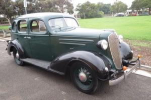 1936 Chevrolet Standard Six Sedan