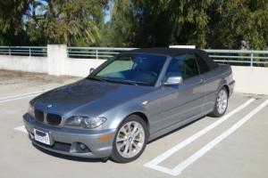 2006 BMW 3-Series 330Ci 2dr Convertible