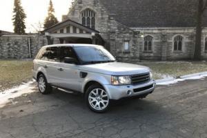 2007 Land Rover Range Rover Sport HSE SPORT