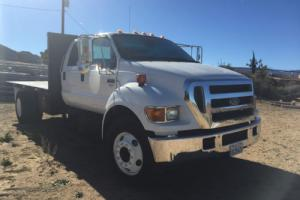 2005 Ford Other Pickups FLATBED DUMP