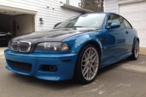 2001 BMW M3 M3