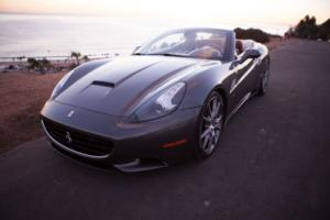 2012 Ferrari California Factory Maintenance