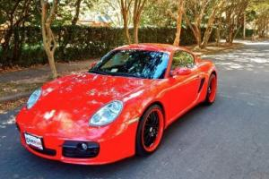2007 Porsche Cayman