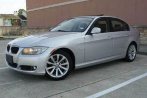 2011 BMW 3-Series 328i 4dr Sedan