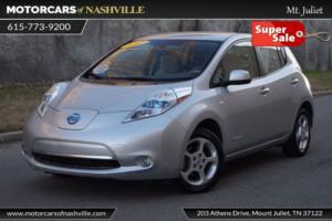 2012 Nissan Leaf 4dr Hatchback SL