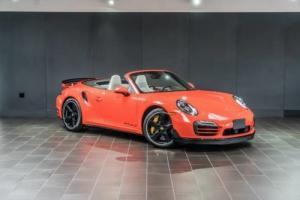 2016 Porsche 911 2dr Convertible