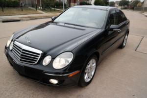 2007 Mercedes-Benz E-Class --