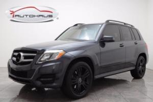 2014 Mercedes-Benz GLK-Class 4Matic AWD Turbo Diesel