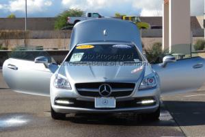 2015 Mercedes-Benz SLK-Class 2dr Roadster SLK250